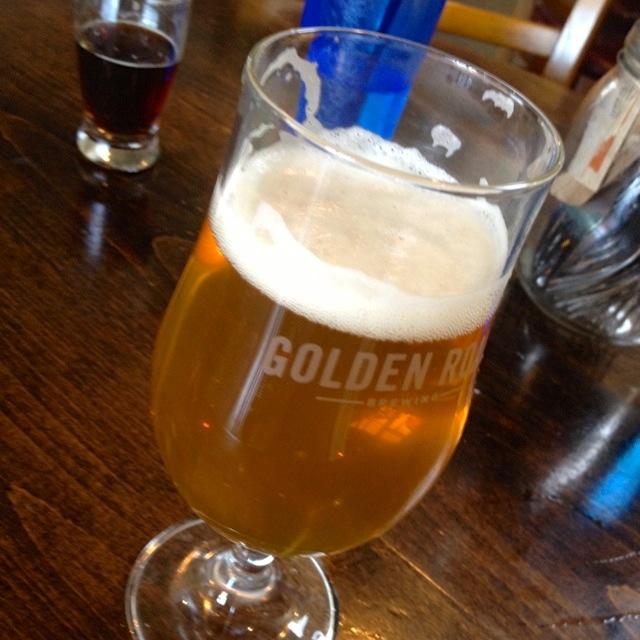 Homebrew - a cask pale ale