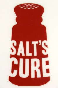 Salt's Cure logo