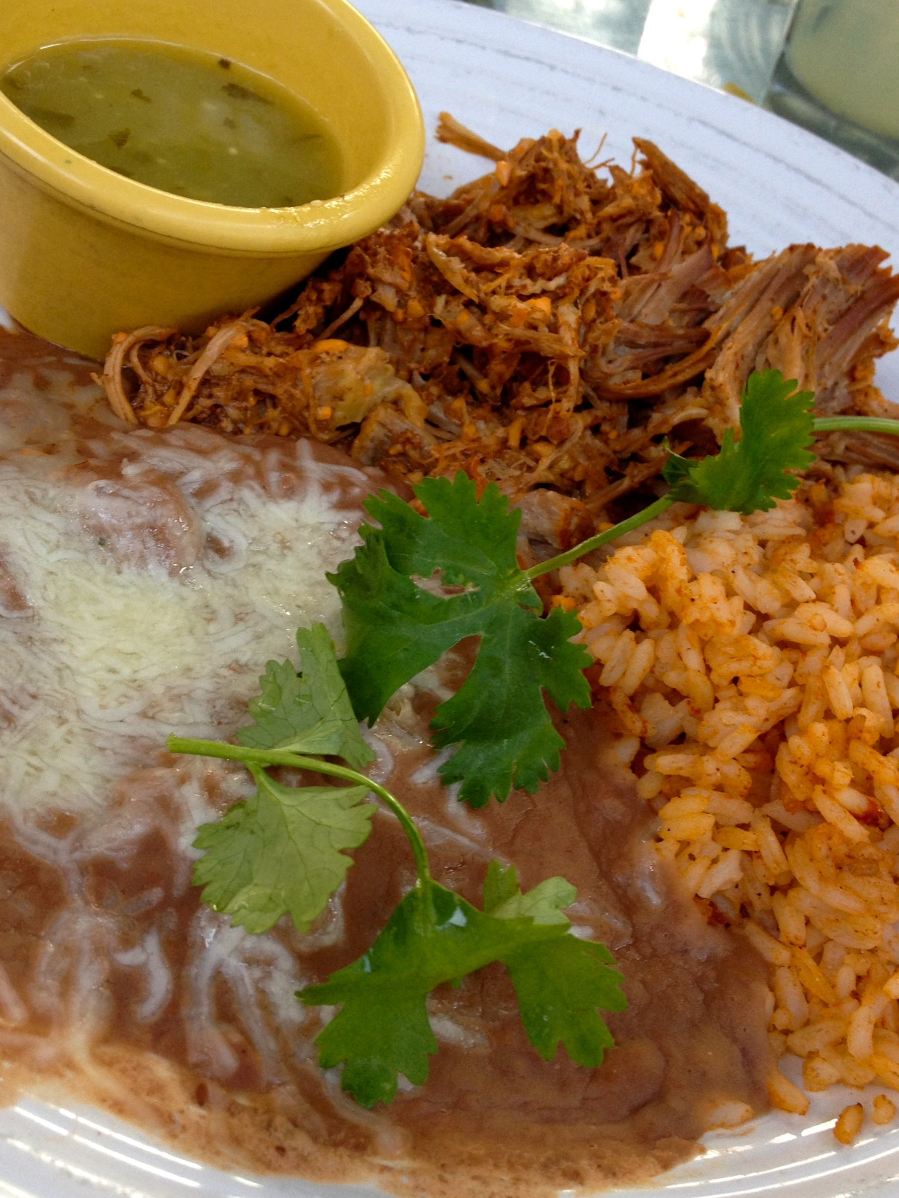 Raulitas Shredded Savory Pork