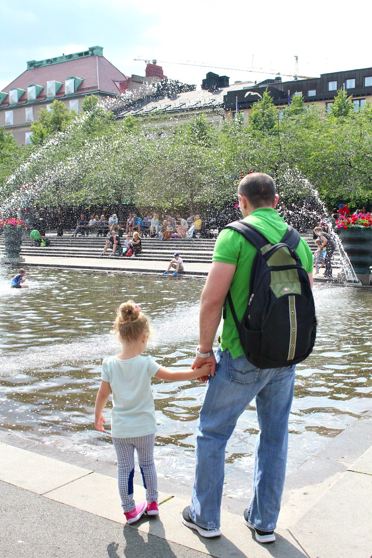 Park in Stockholm