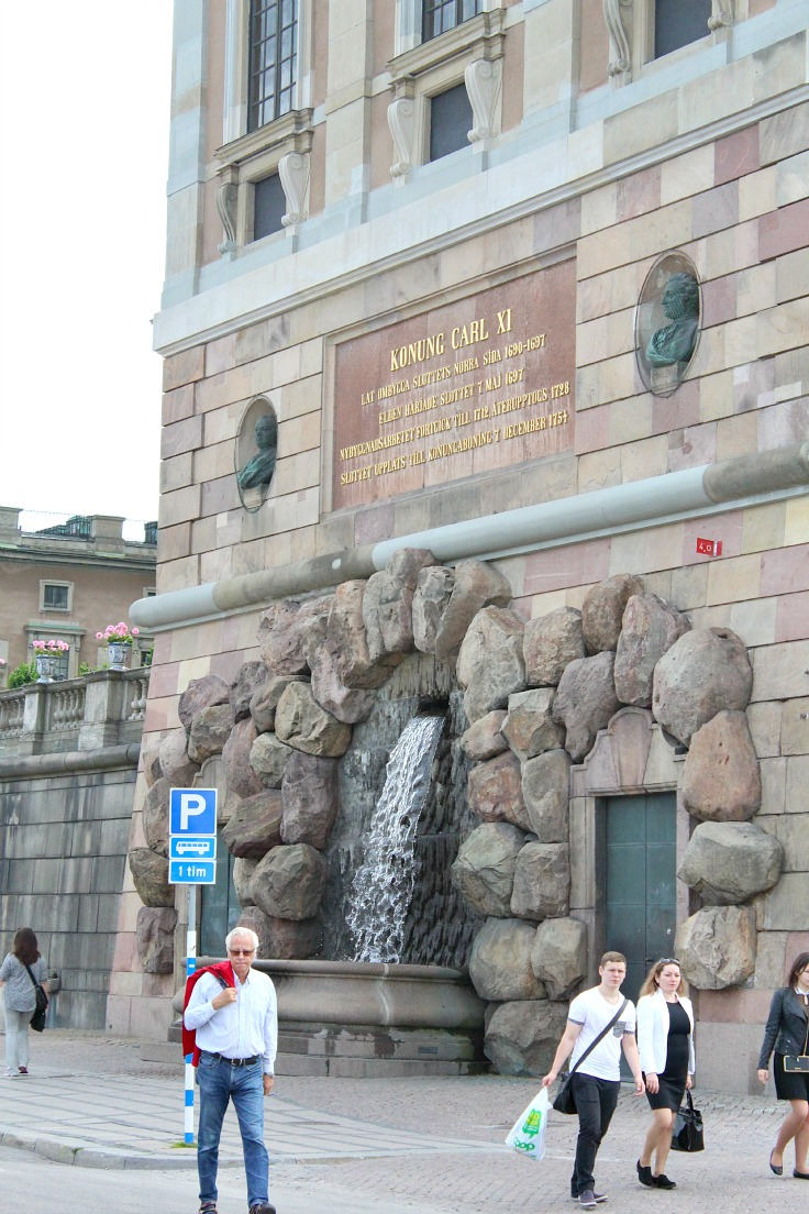 Sweden Royal Palace