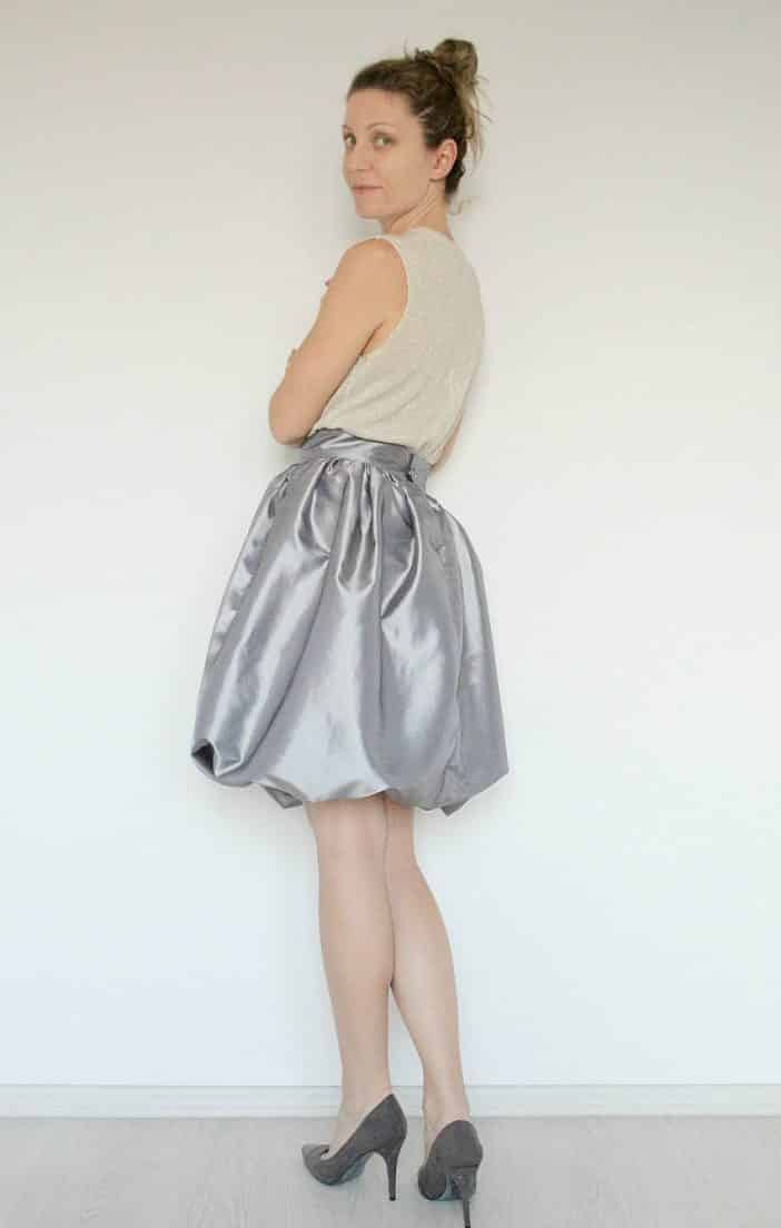 How to make a balloon skirt