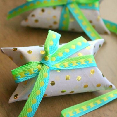 You'll absolutely love these adorable DIY gift boxes