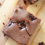 Simple Chocolate Chip Brownies