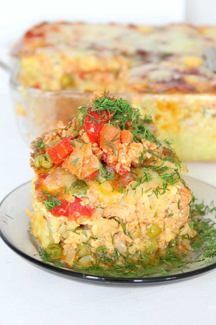 hash brown chicken recipe