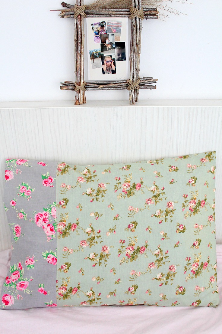 Pillowcases are fun to make and a great project for the absolute beginner!This pillowcase tutorial is so quick and easy that you'll be finding yourself making pillowcases for everyone!