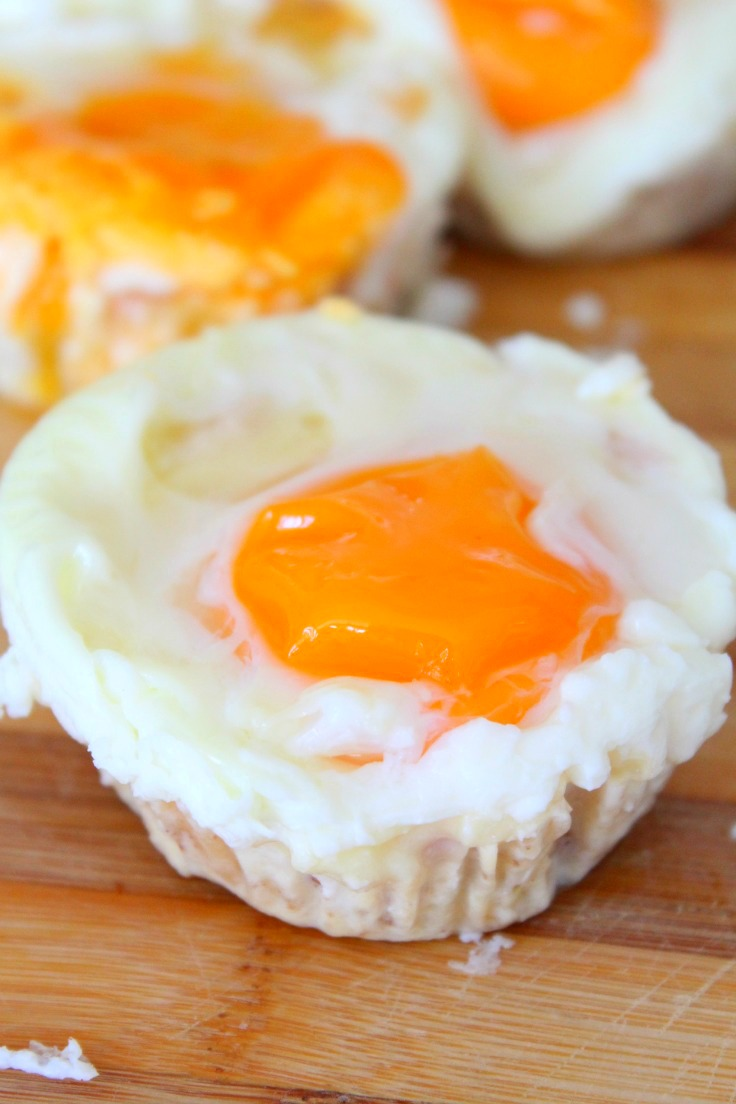 French Toast Egg Muffins