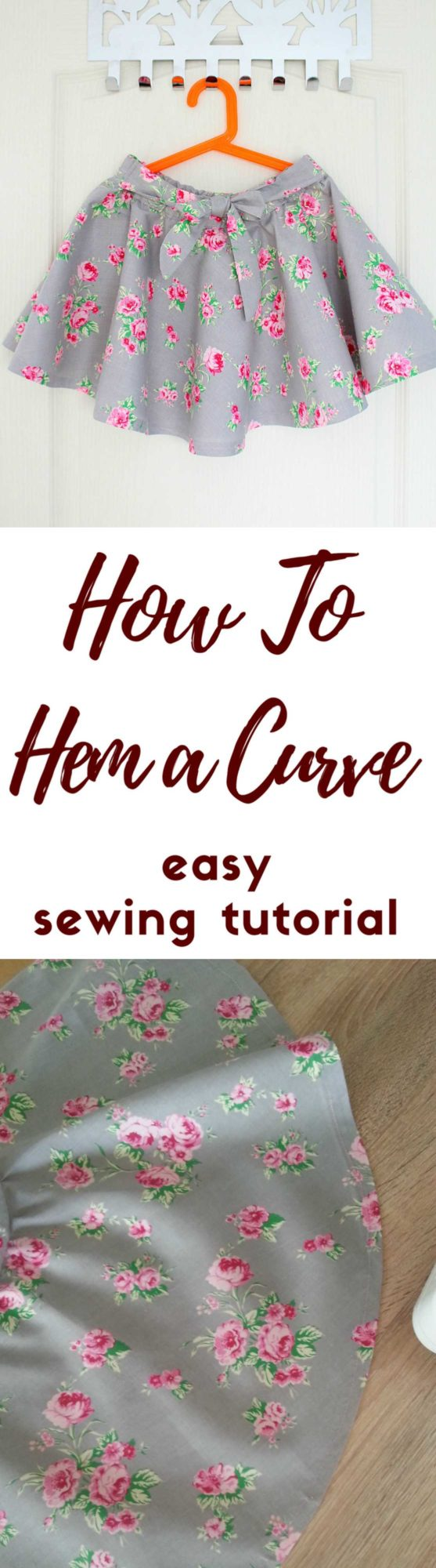 How to hem a curve