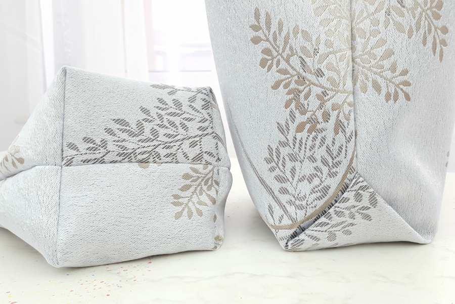 Box corners sewing