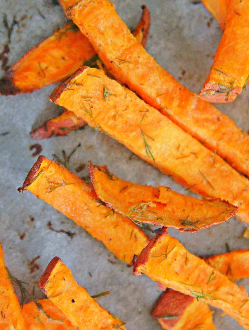 tasty sweet potato fries