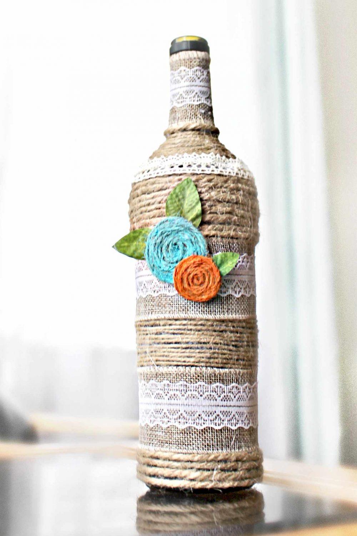 Bottle art ideas