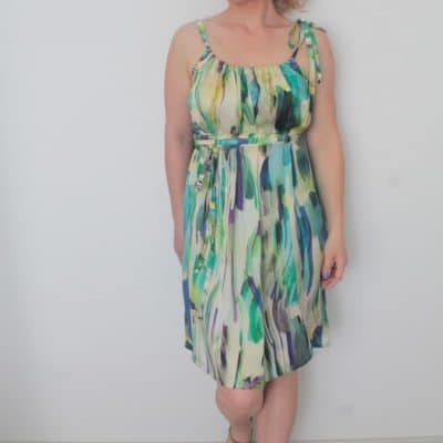 Crazy easy pillowcase dress for adults