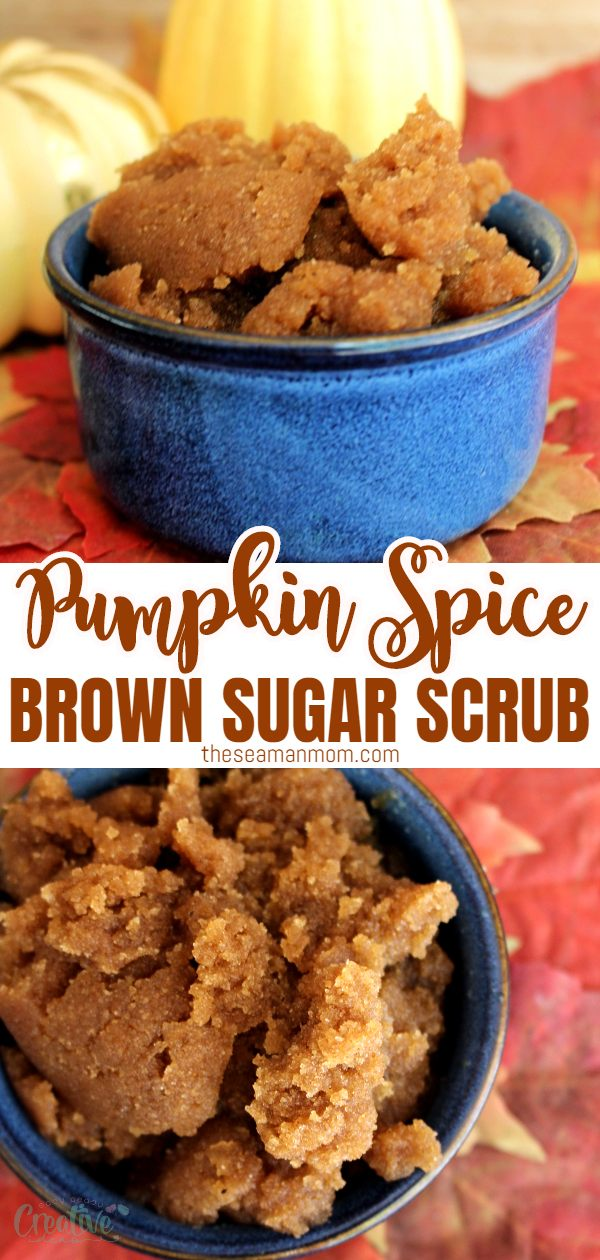 If you've been thinking about making your own DIY brown sugar scrub this fall season, give this pumpkin scrub a try! Made with pumpkin pie spice and coconut oil, this lovely pumpkin body scrub is exactly what your body needs and the perfect way to treat yourself to a spa day in the comfort of your home! via @petroneagu