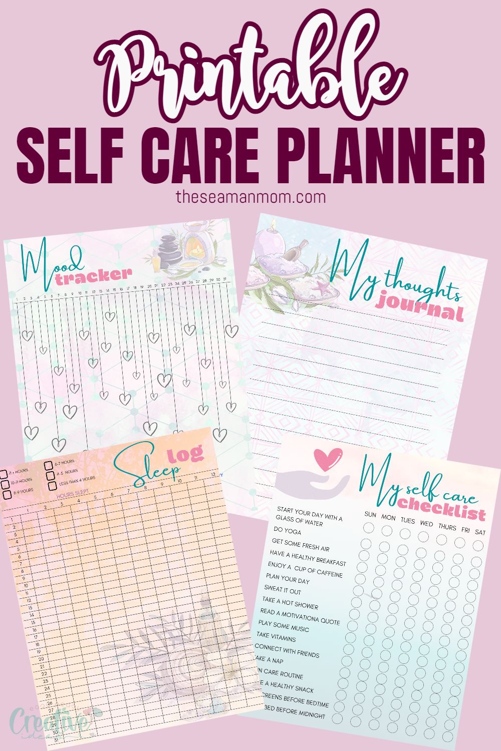 Self care plan