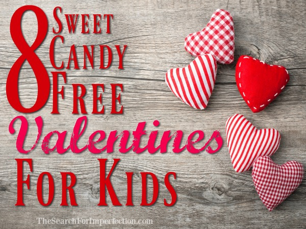 Candy Free Valentine's Day