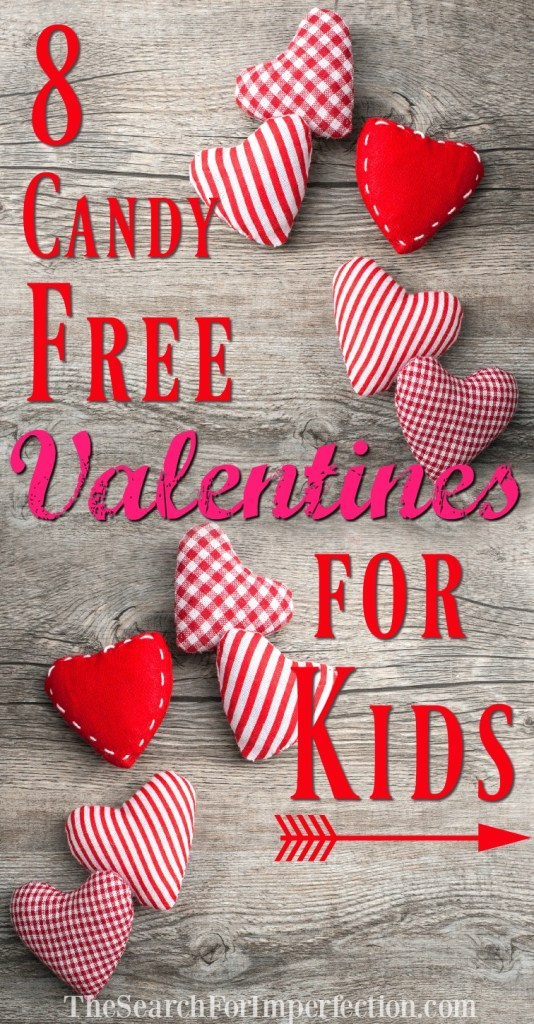 These 8 cute candy-free Valentine's Day crafts are perfect for kids to take to school!