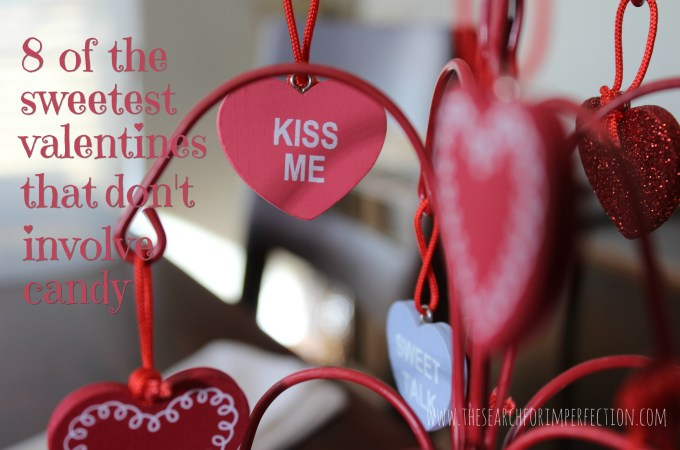 8 Sweet Valentines That Don't Involve Candy