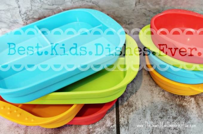 The Best Alternative to Plastic Kids Dishes