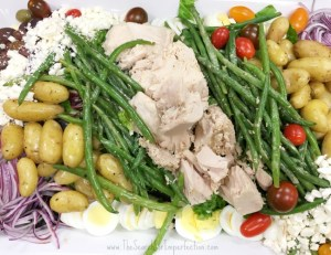 Tuna Nicoise Salad Meal Planning