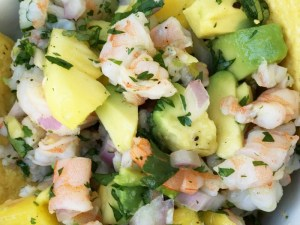 meal plan ceviche