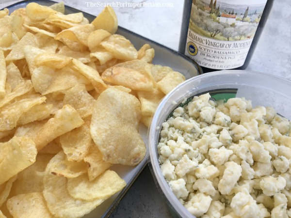 Blue Cheese Balsamic Chip Ingredients