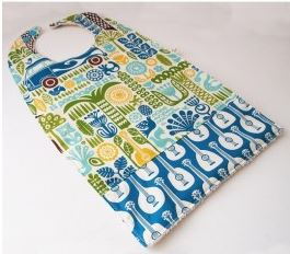 Organic Cotton Terry Bib