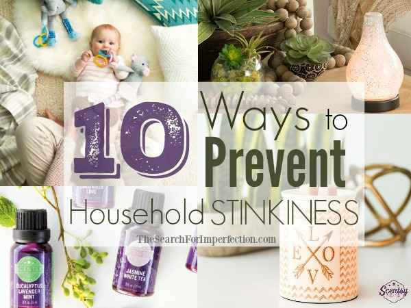10 Ways to Prevent Household Stinkiness