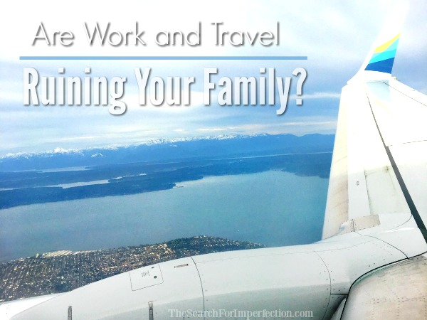 Tips for Being a Working Mom That Travels