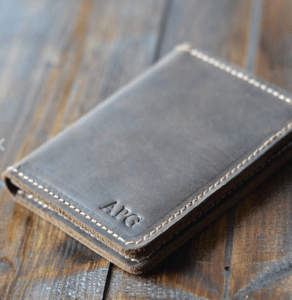 Father's Day Wallet