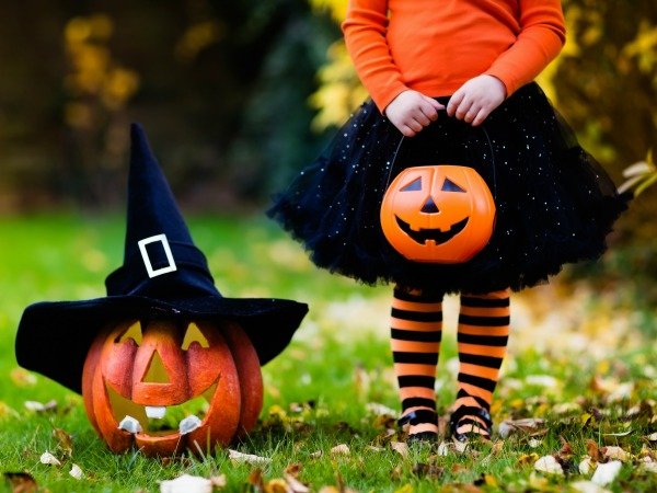 Non Candy Trick or Treat Ideas