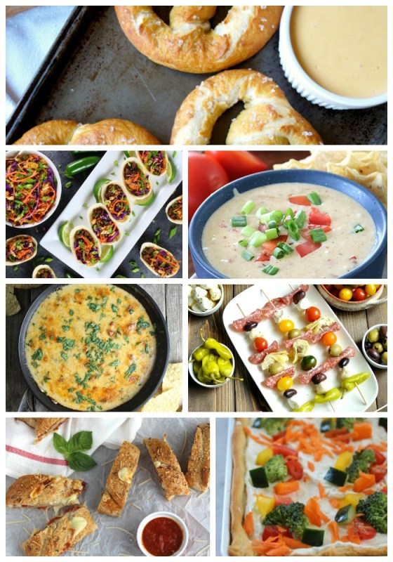 75 Best Game Day Party Appetizers
