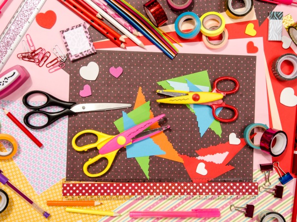 The Best Way To Organize Craft Supplies