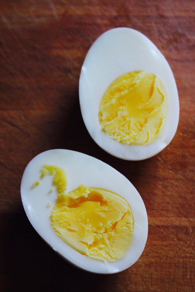how to make a perfect round egg