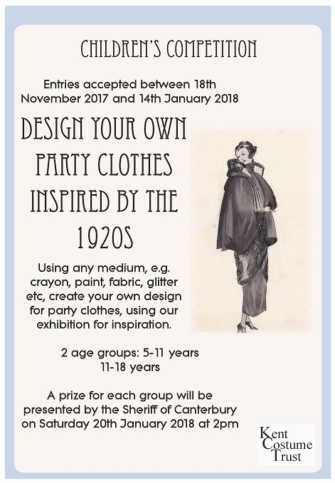 Children's design competition!