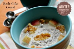 Basic Chia Cereal.