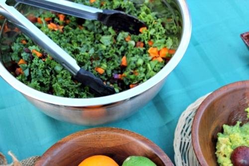 Mexii Kale Salad - edit