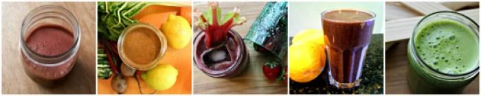 Top 5 Juice Recipes2