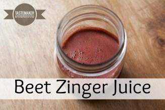 Beet Zinger Juice