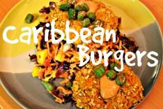 Caribbean Burgers