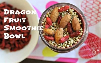 Dragonfruit Smoothie Bowl