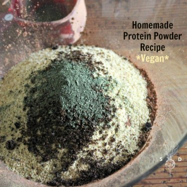 How-to-make-homemade-protein-powder-vegan-healthy