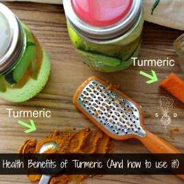 Turmeric Detox Drink