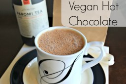 Vegan Hot Chocolate