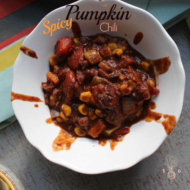 Pumpkin Chili Picture 2