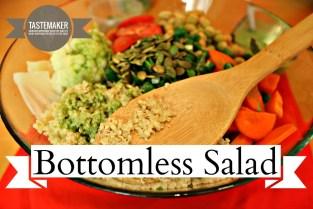Bottomless Salad