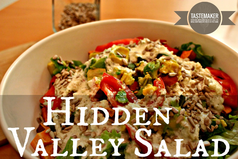 Hidden Valley Salad