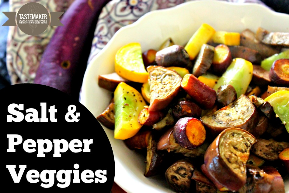 Salt and Pepper Veggies