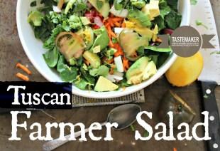 Tuscan Farmer Salad