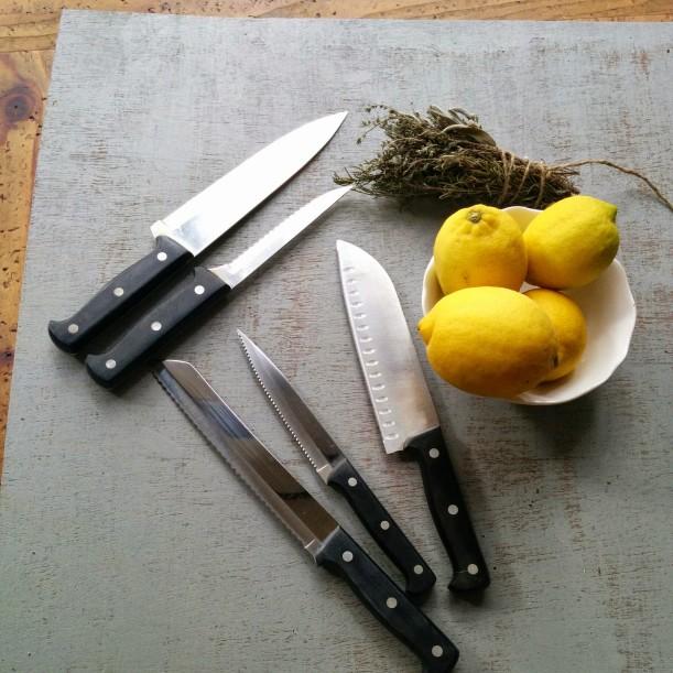 eversharp knives