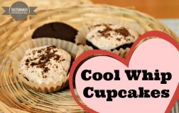 Cool Whip Cupcakes